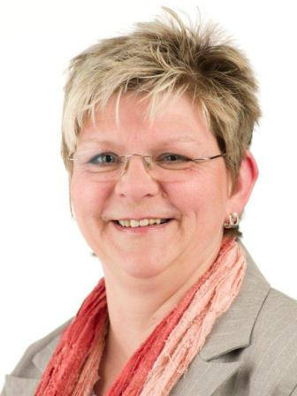 Portait: Ratsfrau Annette Johannes