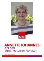 Portait: Annette Johannes