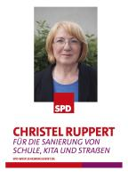 Portait: Christel Ruppert